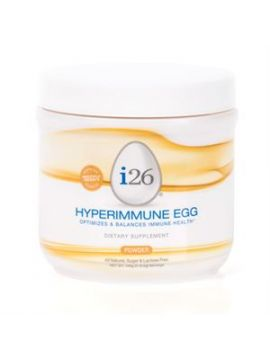 i26 Hyperimmune Egg Powder - 31 Day Supply - Canister