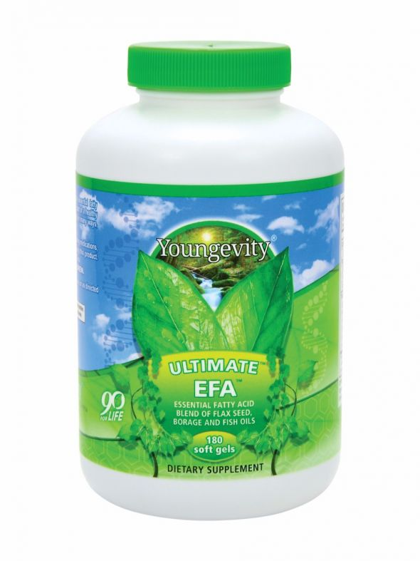 Ultimate EFA™ - 180 soft gels