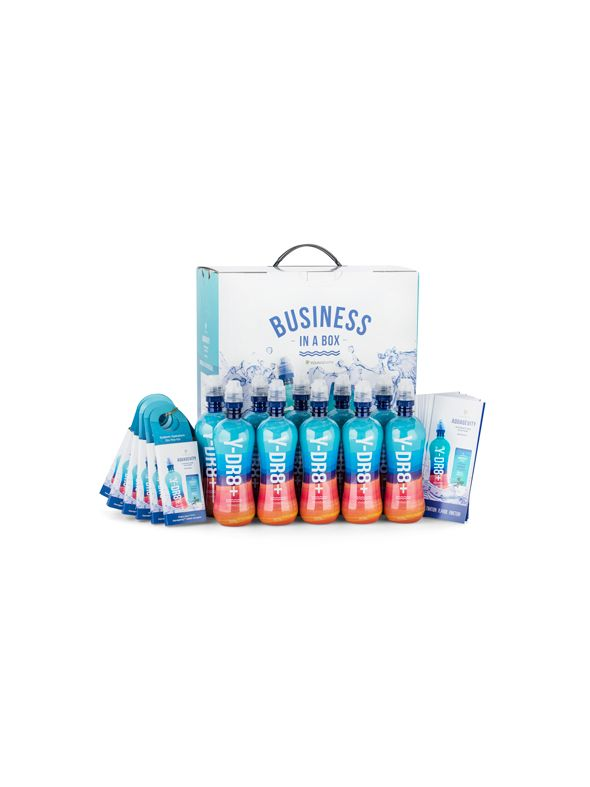 Aquagevity Business in a Box