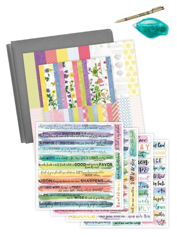 Colorful Faithbooking Bundle